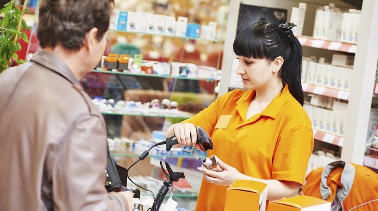 Employee Safety - retail employee working alone