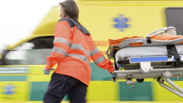 Disaster management emergency response by paramedic