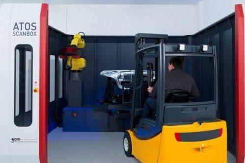 GOM UK lone worker installation