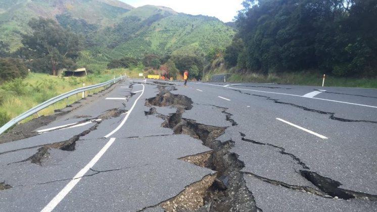 Emergency management earthquake