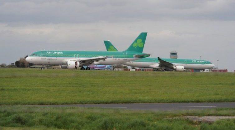 Aer Lingus lone worker