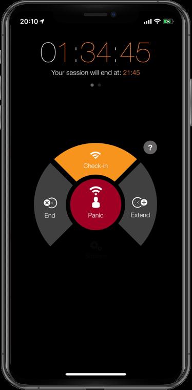 StaySafe App