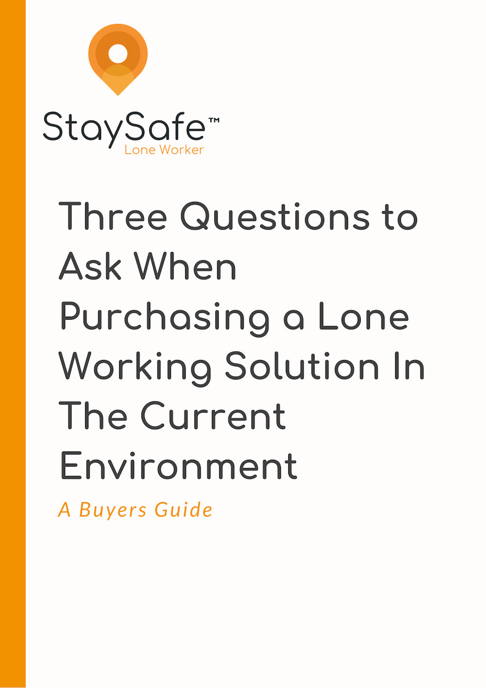 Three Questions to Ask When Purchasing a Lone Working Solution