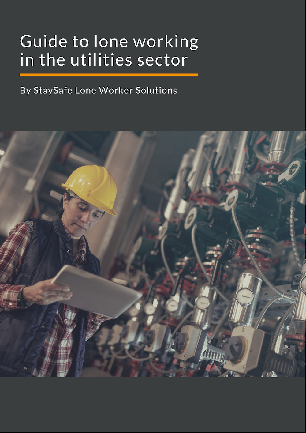 StaySafe guide to lone working in utilities 