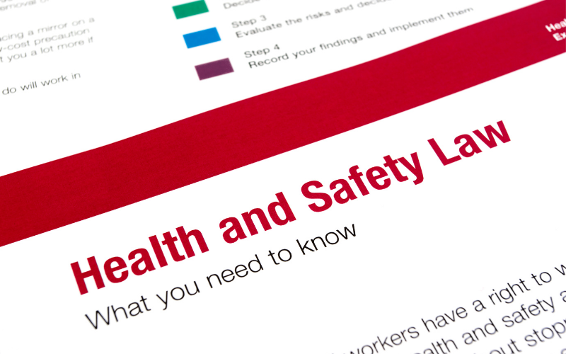 Health and Safety Law